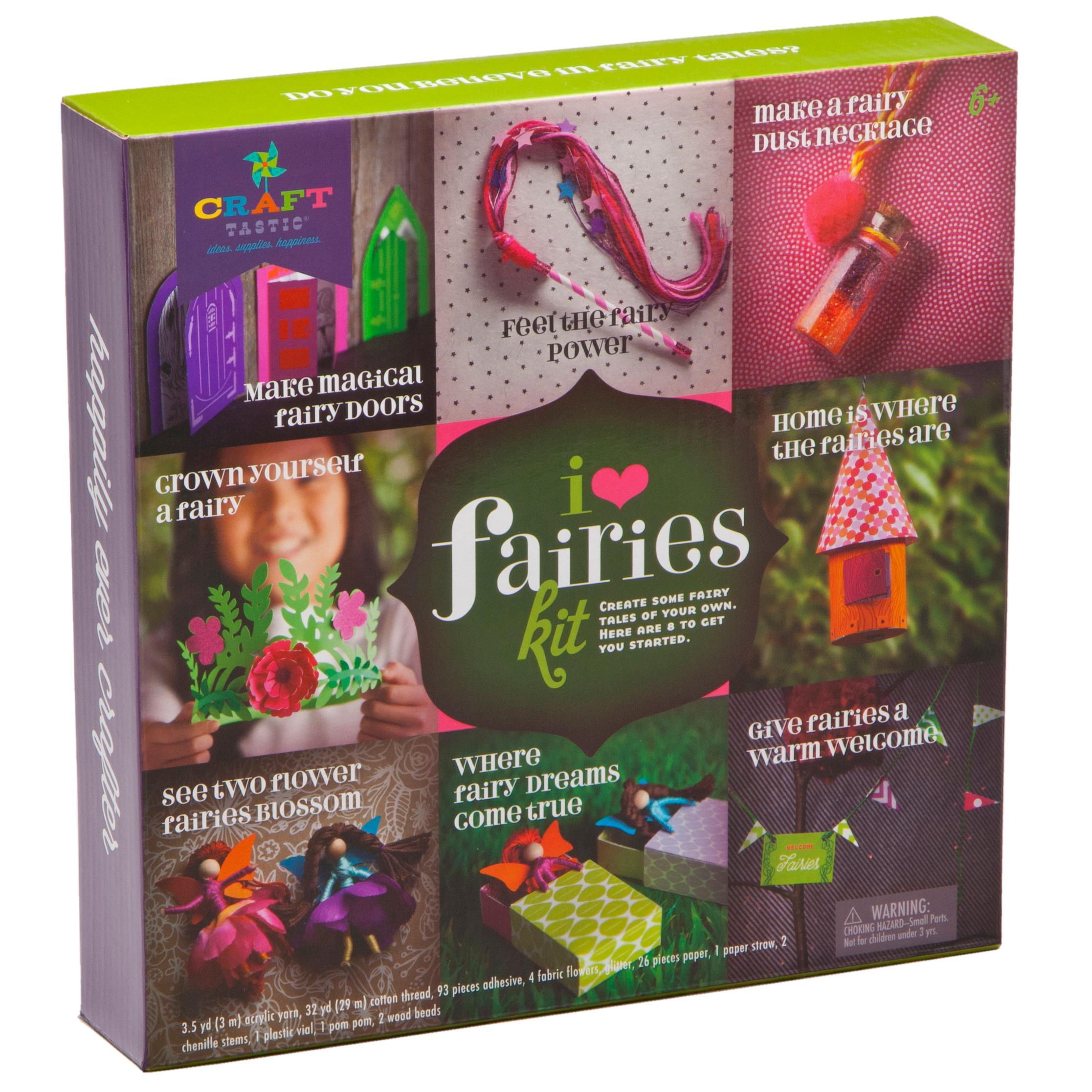 Amazon Ann Williams Group Ct1684 Craft Tastic I Love Fairies