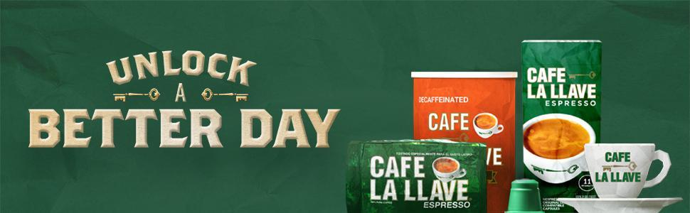 Cafe La llave espresso, nespresso,coffee,