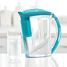 Amazon Com Brita 10 Cup Stream Filter As You Pour Water