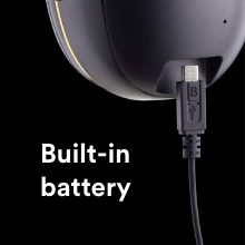 Built-in battery