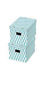 boîte, boîte en carton, boîtes de rangement