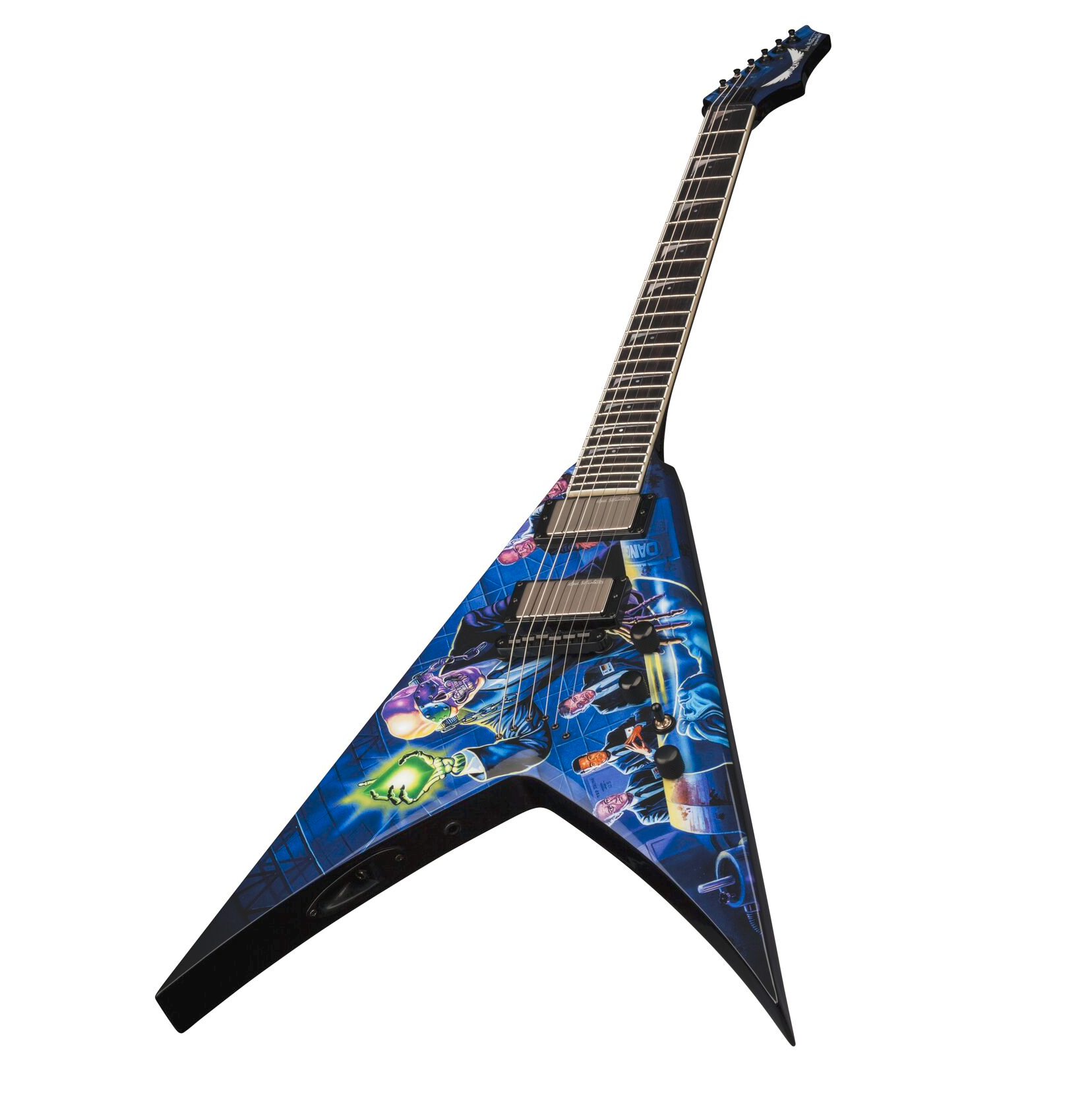 Dave Mustaine Guitars : dean v dave mustaine guitar rust in peace with case musical instruments ~ Vivirlamusica.com Haus und Dekorationen