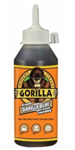 Gorilla original polyurethane waterproof expanding water activated glue