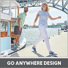 Go anywhere design