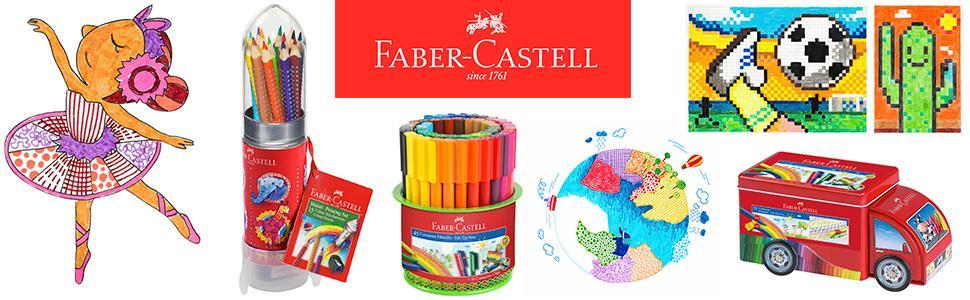 Diviértete con Faber-Castell