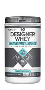 ProNativ, Native Whey Isolate, Whey Protein Isolate, Whey Isolate, Designer Whey