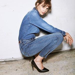 Lee Scarlett, Jeans Mujer