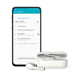 Seamless Bluetooth Connectivity, Buds, TWS