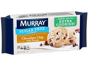 Murray Sugar Free Chocolate Chip Pecan