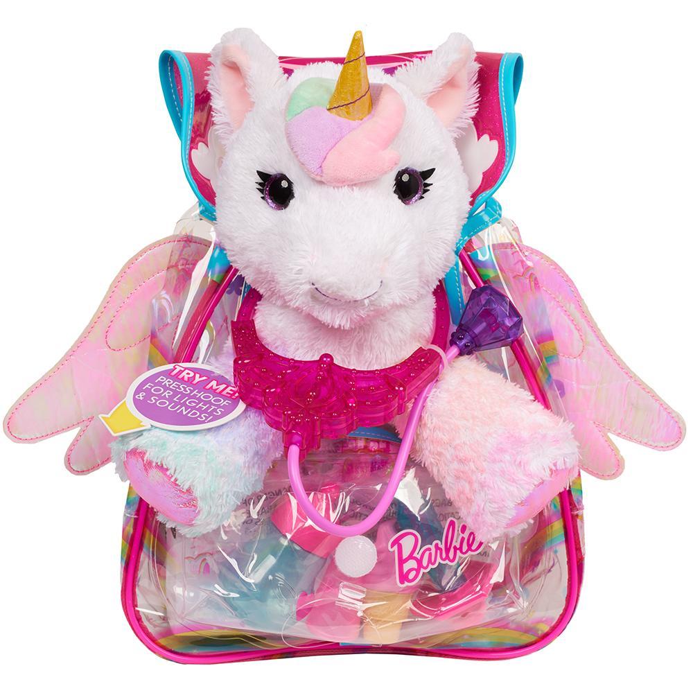 Unicorn Toys For Kids : Amazon barbie plush toys games