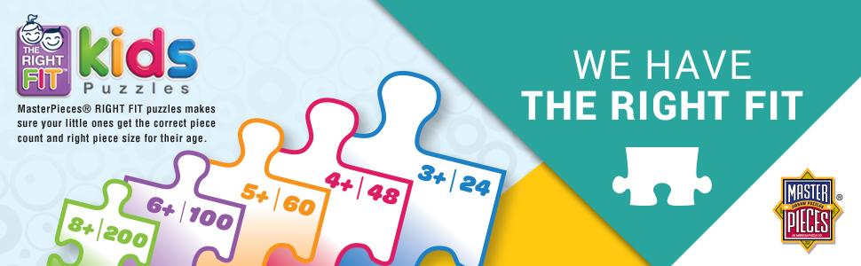 kids puzzle header