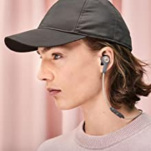 B&O PLAY, Beoplay H5, Bluetooth earphones, wireless earphones
