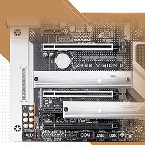 Z490 VISION D, M.2