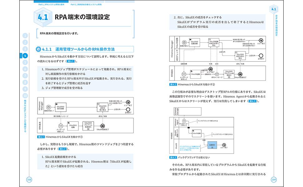 オープンソースで作る!RPAシステム開発入門 設計・開発から構築・運用まで