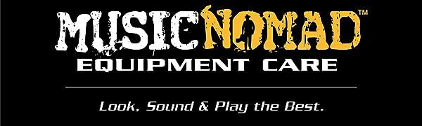music nomad, musicnomad, music nomad equipment care, musicnomad equipment care, nomad music