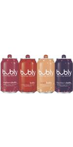 bubly sparkling water soda