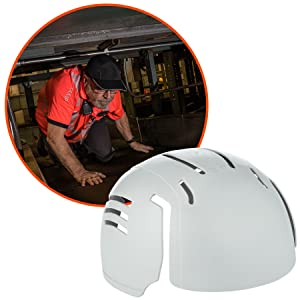 Non-bulky, perfect for mechanics and airline bagage handlers