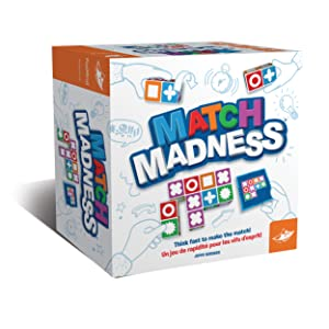 match madness brain teaser STEAM puzzle game