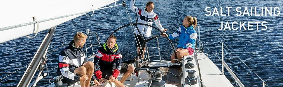 sailing jacket, waterproof jacket