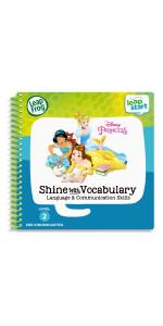 LeapFrog LeapStart Disney Princess Shine With Vocabulary