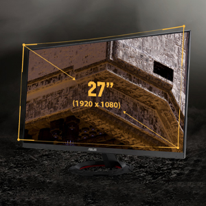 27 Inch Ultra-slim Gaming Monitor