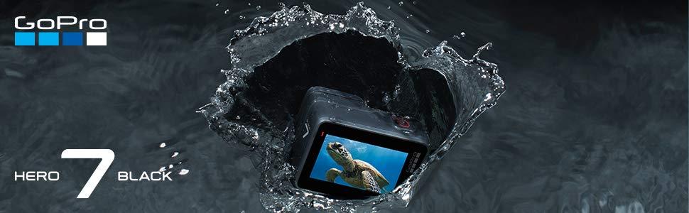 Gopro Hero7 professional diving scuba action camera hero 7 black freezeproof waterproof  underwater