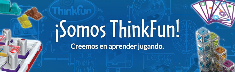 Think Fun- Distraction Juego de Habilidad (Ravensburger 76323)