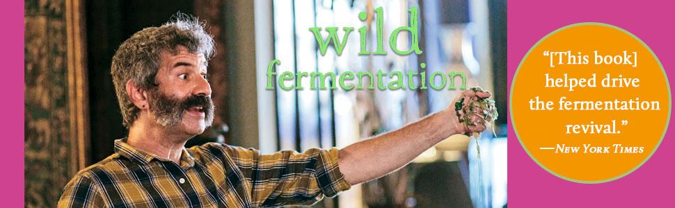 Sandor Ellix Katz, fermentation, fermentation as metaphor, the art of fermentation, noma, redzepi