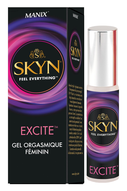 gel lubrifiant excitant
