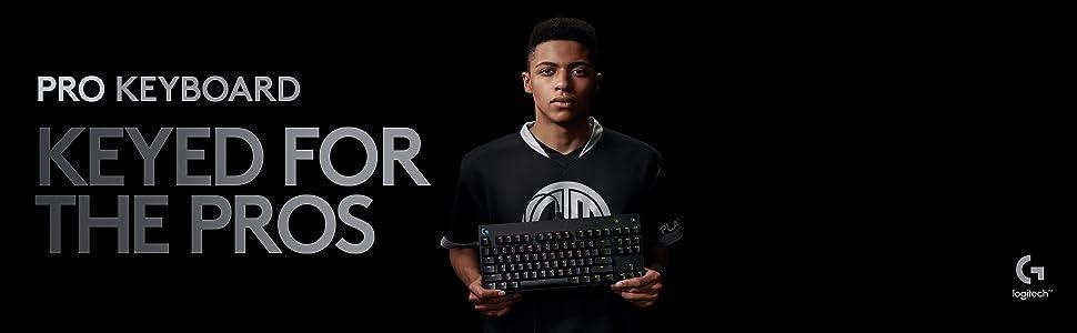 G PRO Keyboard