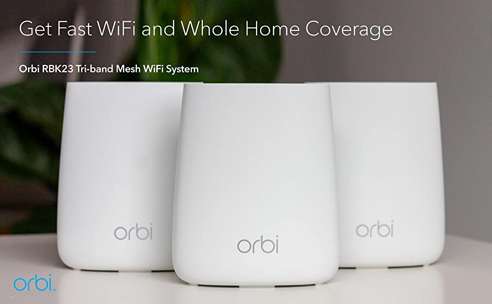 get fast wifi and whole home coverage