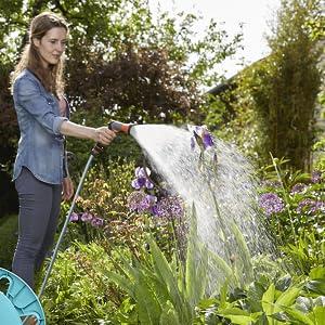 GARDENA Wassermengenzähler: Praktischer Wasserzähler zur