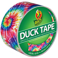 Printed Duck Tape