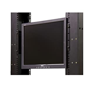 VESA, LCD, monitor, bracket, rack, cabinet