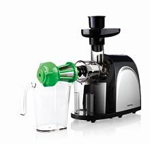 Petra FG 20.07 - Exprimidor (230 V, Negro, Verde, Transparente ...