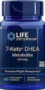 7-Keto DHEA Metabolite