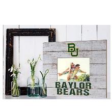 Baylor Bears Team Spirit Slat Frame