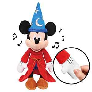 collectible mickey mouse, mickey mouse anniversary celebration, disney fantasia, mickey mouse toys