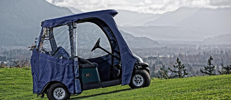 Amazon Com Classic Accessories Fairway Golf Cart Neoprene