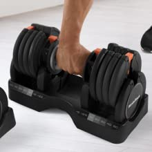 NordicTrack, Dumbbell, Weights, Strength, iFit, Home Gym, Adjustable Dumbbell