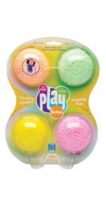Playfoam Pals · Playfoam Glow-in-the-Dark · Playfoam Sparkle