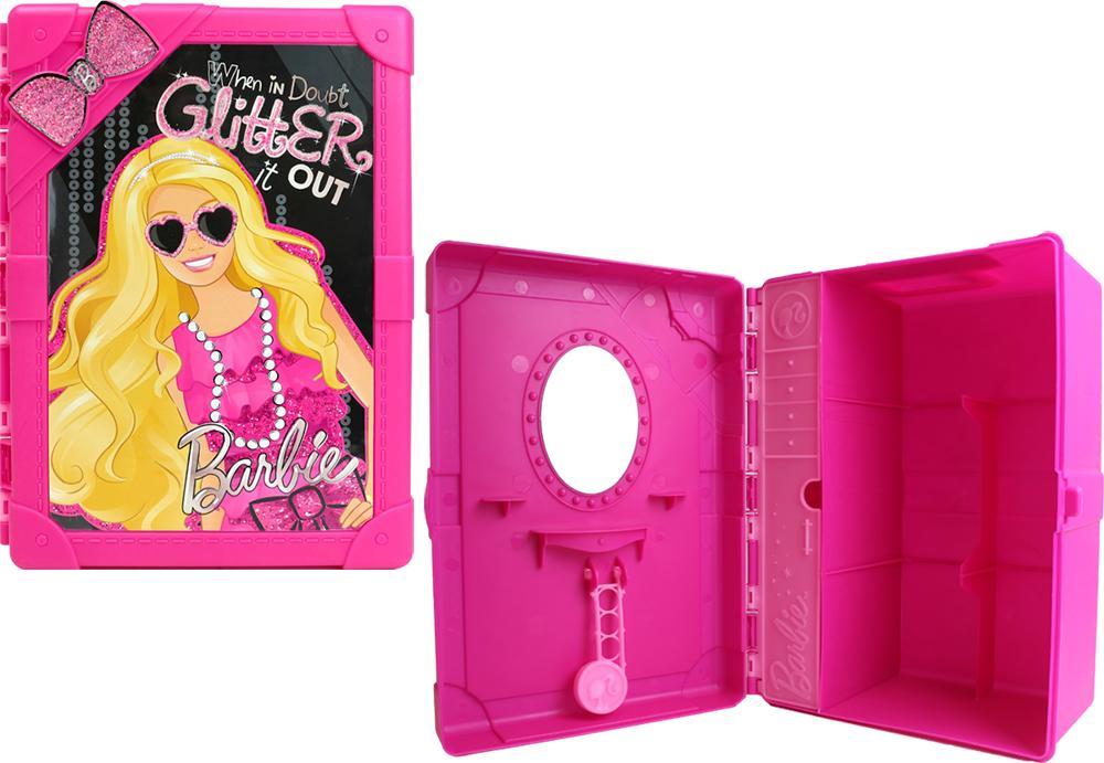 Amazoncom Tara Toys Barbie 8 Doll Multi Compartment Storage Case