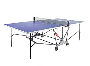 Amazon kettler axos 2 outdoor table tennis table with lockable features keyboard keysfo Images