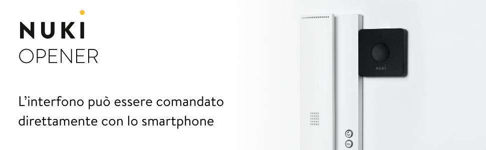 apriporta Automatico per Case multifamiliari interfono Intelligente