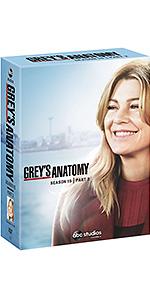 グレイズ・アナトミー シーズン15 コレクターズ BOX Part2