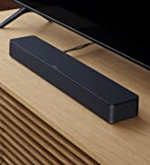 Bose TV Speaker- Small Soundbar with Bluetooth and HDMI-ARC connectivity, Black. Includes Remote ...