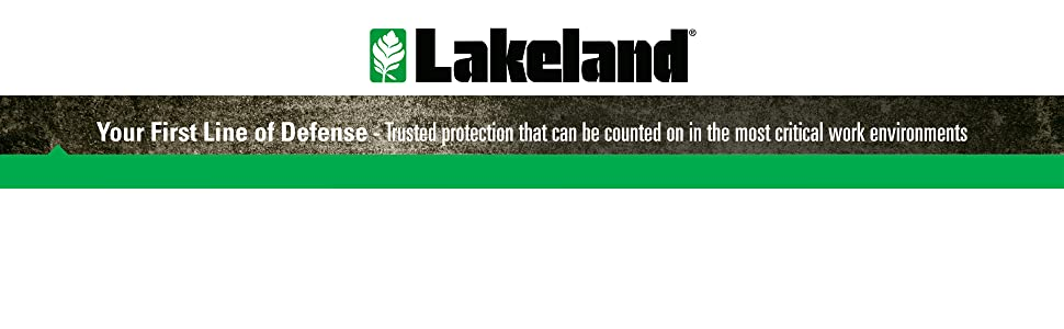 Lakeland -  Your first line of defense