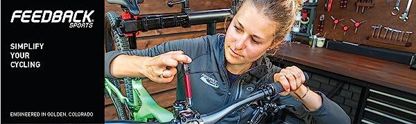Feedback Sports Team Edition Tool Kit No 17094 Professional Grade Bicycle Tools