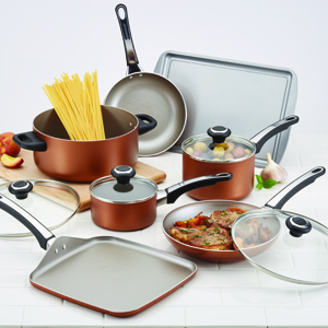 Amazon Com Farberware Dishwasher Safe High Performance