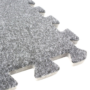 eco soft carpet tiles